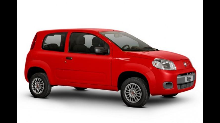 Fiat reduz preço do Uno, que agora parte de R$ 24.990