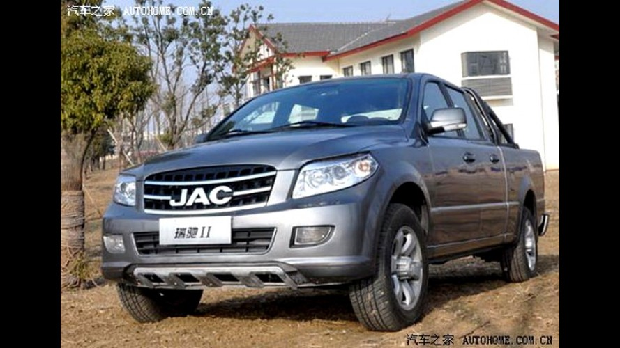 Picape JAC Motors