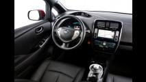 Nissan Leaf é o novo integrante do Corpo de Bombeiros do Rio de Janeiro