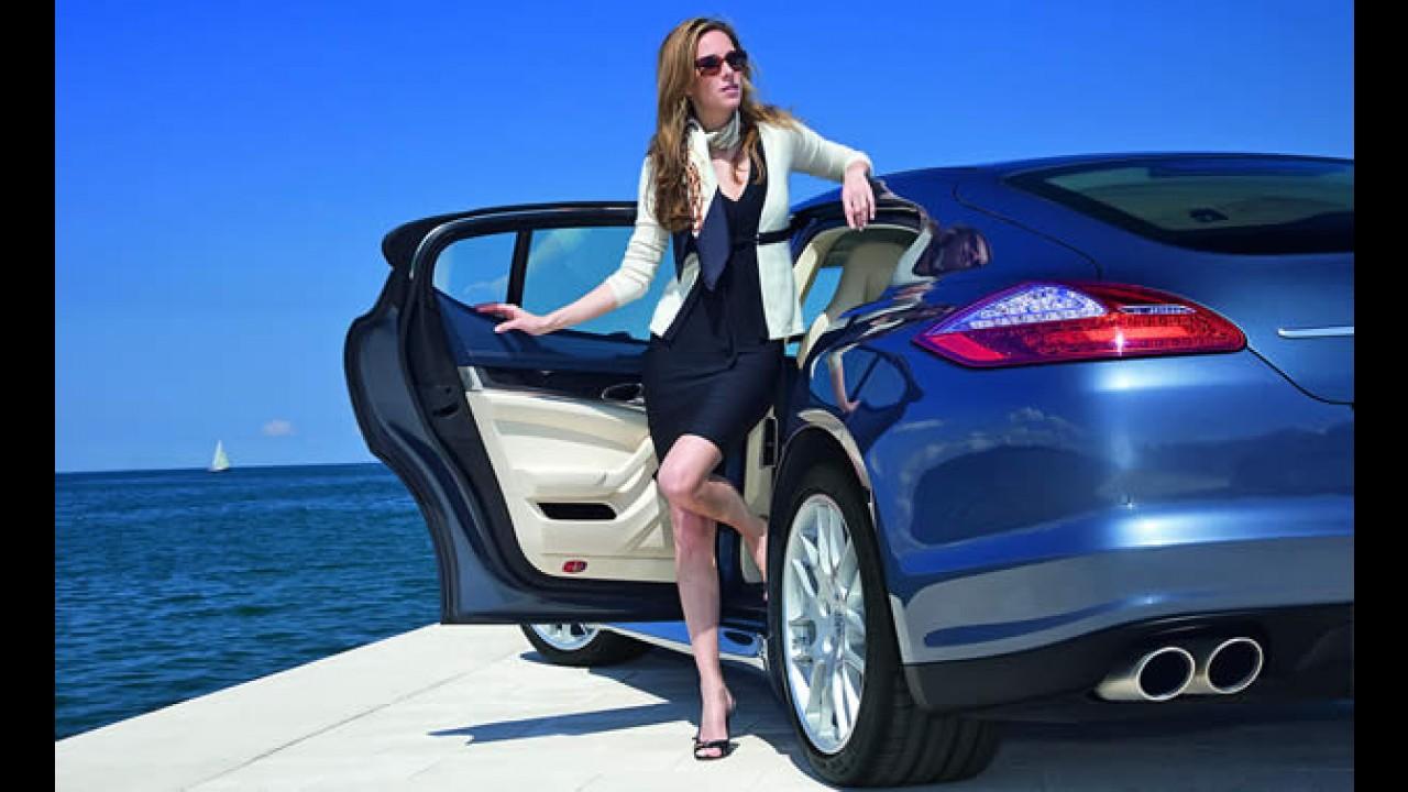 Porsche vendeu mais de 22.500 Panameras no 1º ano