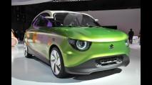 Suzuki vai apresentar nova versão do conceito Regina no Salão de Genebra