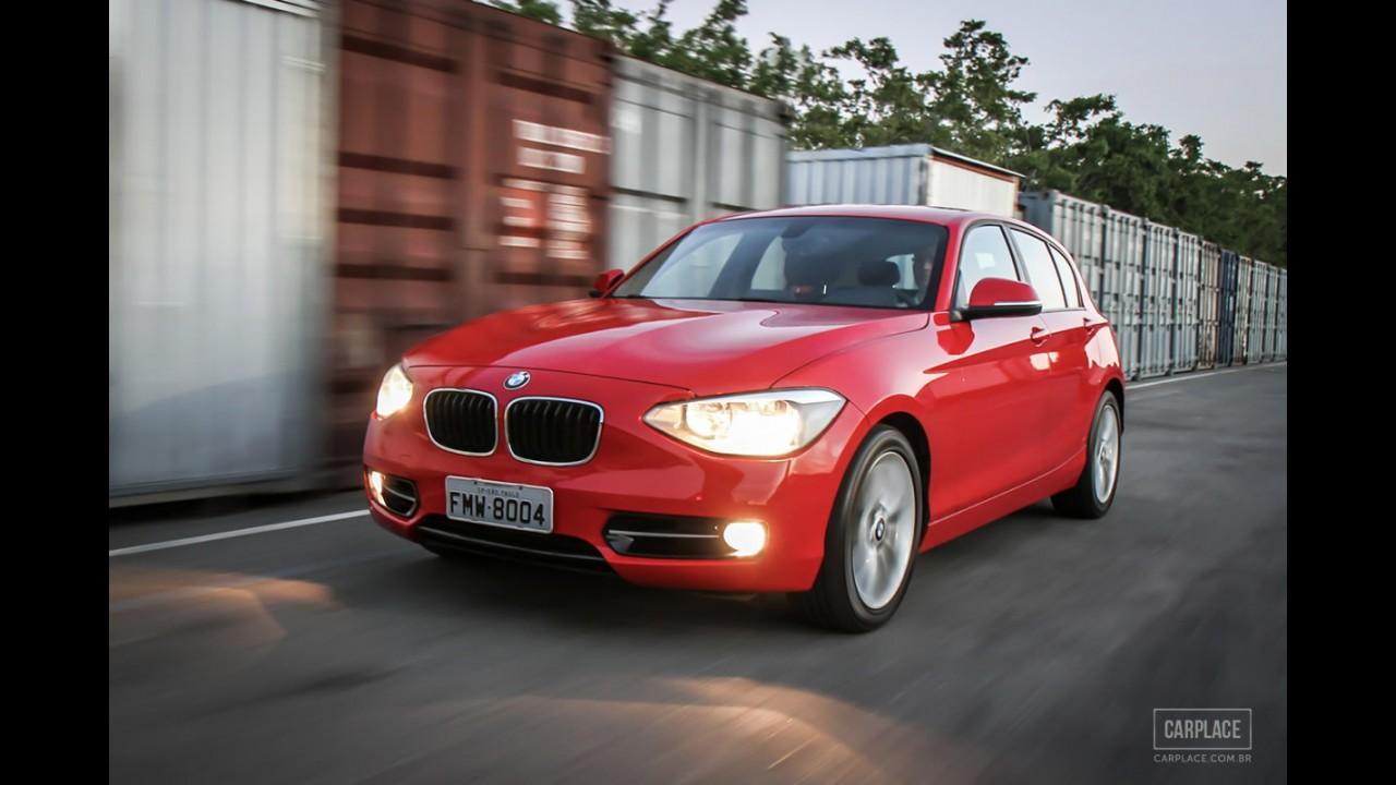 Projeção: veja como pode ficar o BMW Série 1 2015, que será nacional