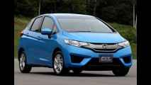Novo Honda Fit inaugurará fábrica de Itirapina - SUV compacto vem em seguida