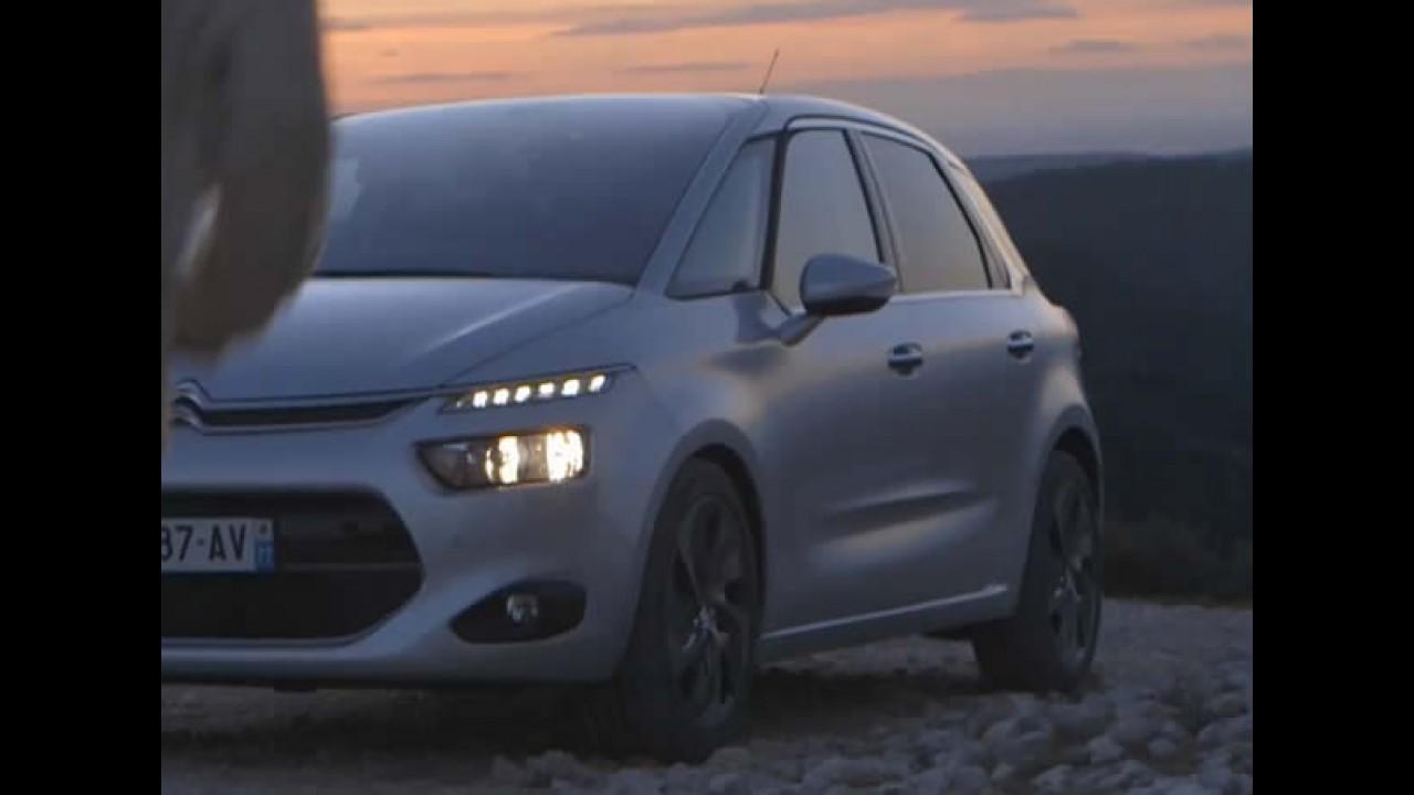 Citroën mostra versão de produção do novo C4 Picasso em vídeo
