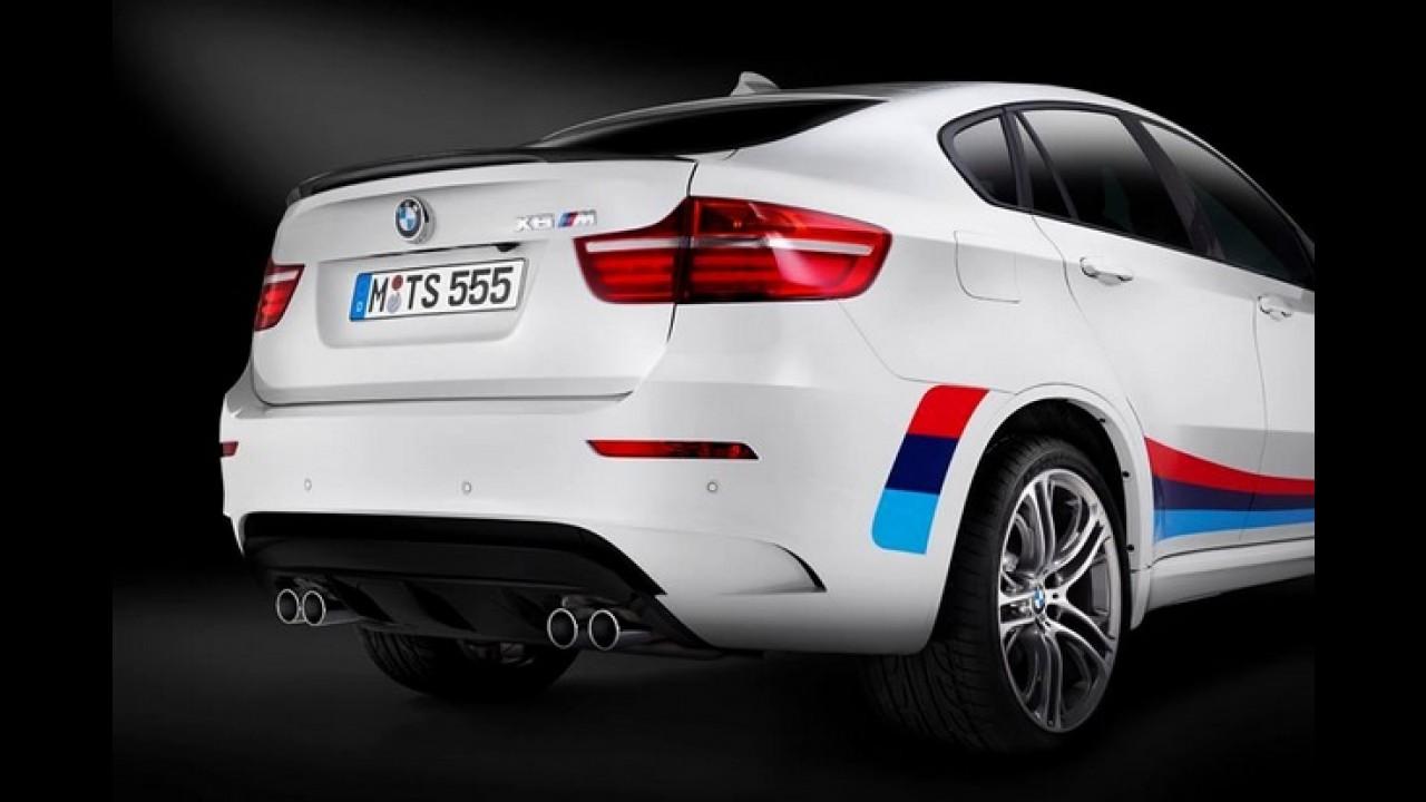 BMW X6 M Design Edition é revelada oficialmente
