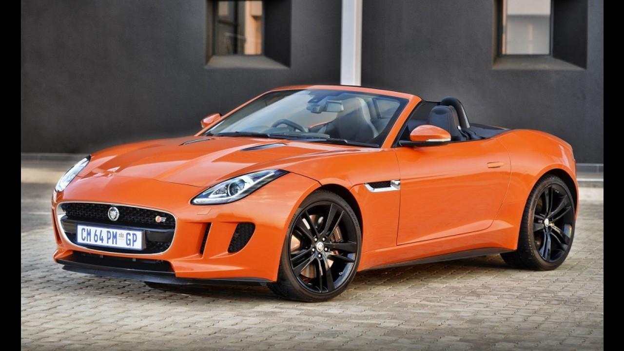 Jaguar promete lançar quatro novos modelos até 2018