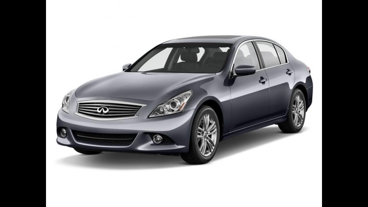 Divisão de luxo da Nissan, Infiniti deve chegar oficialmente ao Brasil