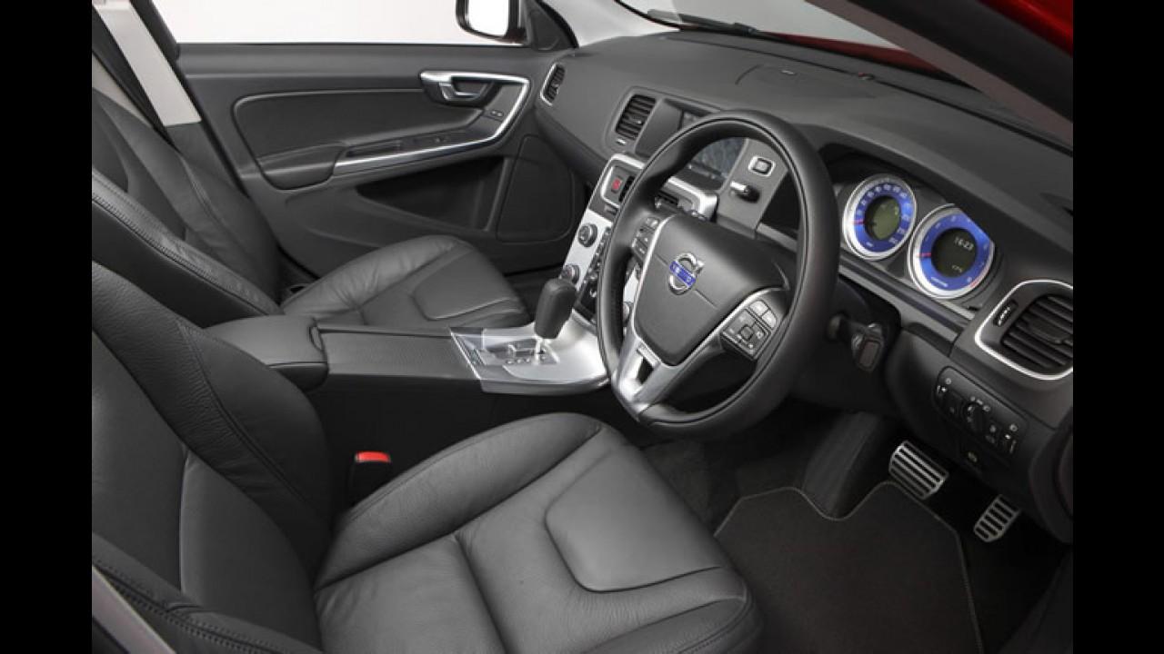 Volvo lança S60 série especial Polestar na Austrália