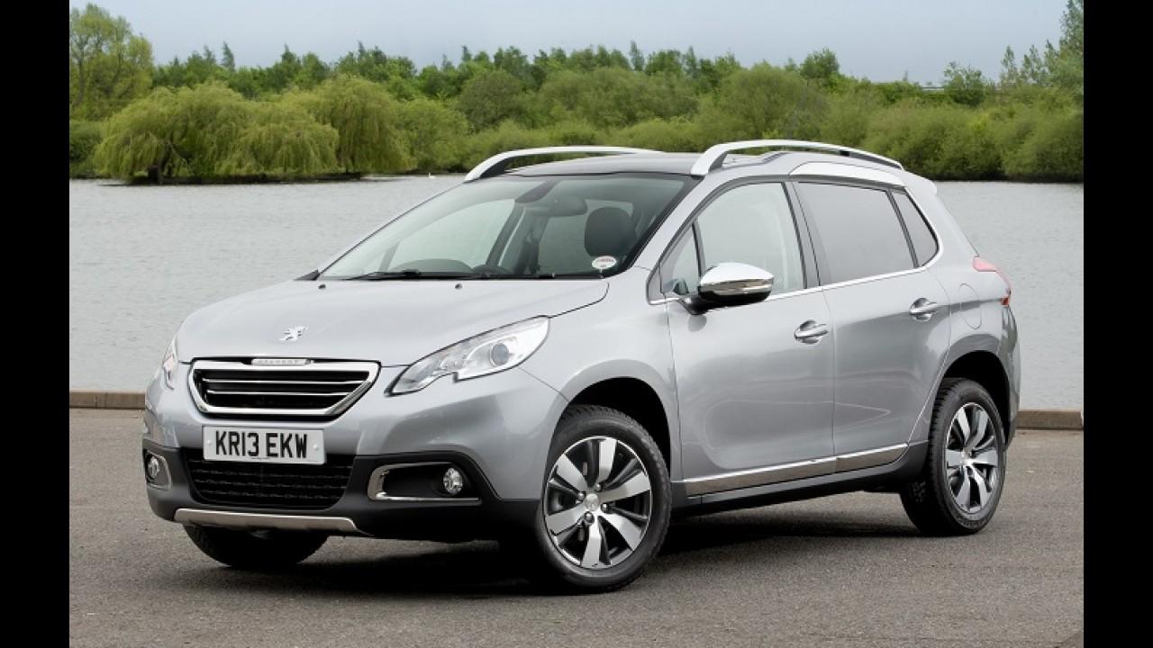 Peugeot prepara ofensiva à Volkswagen para voltar a lucrar na Europa
