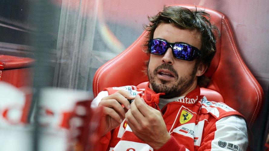 Vettel will win 2013 title eventually - Alonso