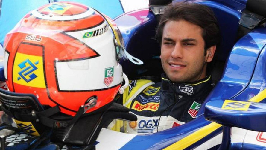 Nasr set for Friday role at Williams - report