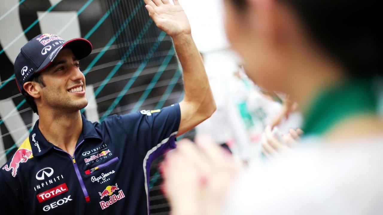 Daniel Ricciardo (AUS), 30.03.2014, Malaysian Grand Prix, Sepang / XPB