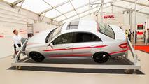 Mercedes E-class rescue simulator