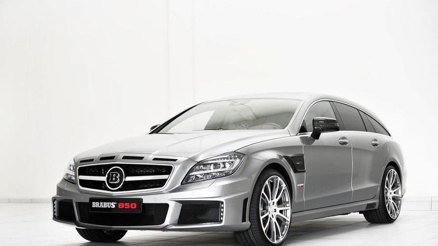Brabus 850 Shooting Brake 6.0 Biturbo 4MATIC announced