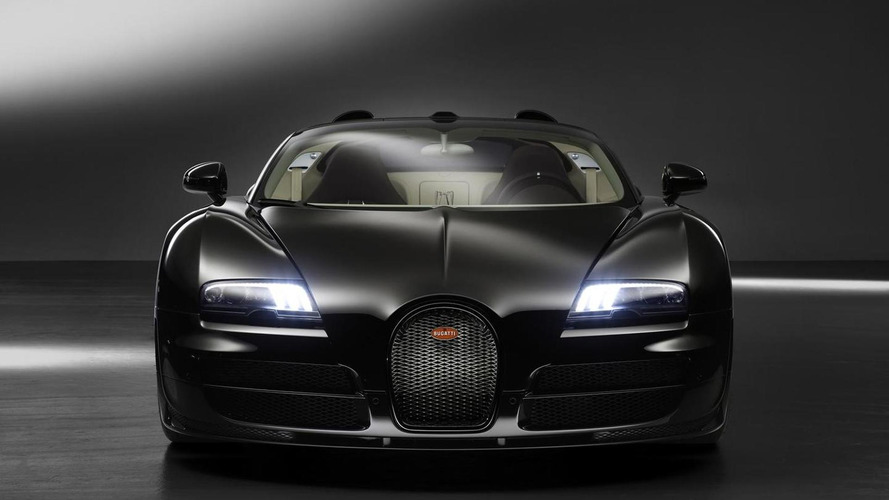 Bugatti Veyron successor coming next year with 1,500 PS hybrid power - report