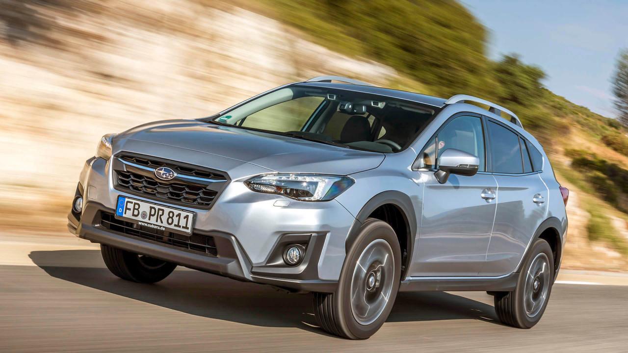Platz 18: Subaru