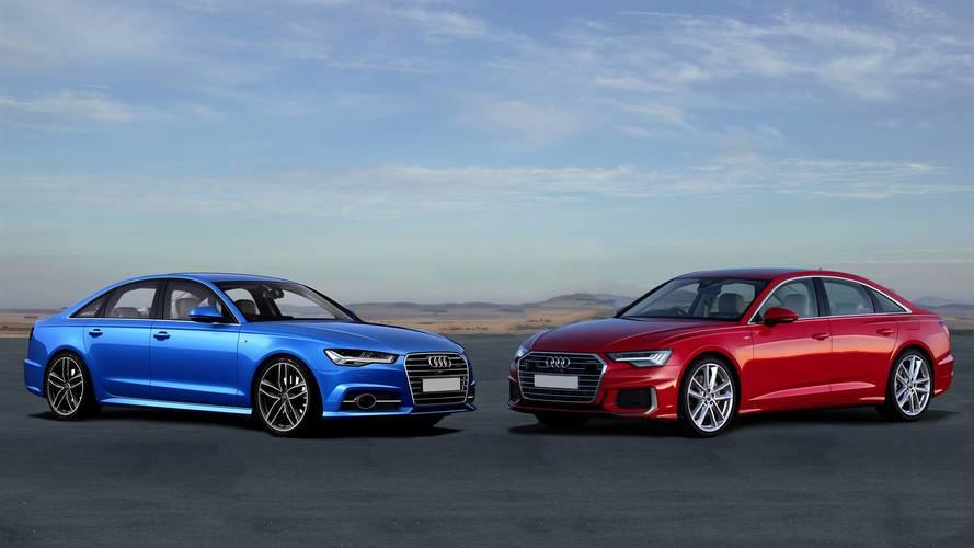 Audi A6 2018 vs. A6 2014, te contamos todos los cambios