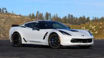2018 Chevy Corvette Grand Sport Carbon 65 Edition inceleme