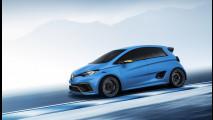 Renault Zoe e-Sport Concept, super elettrica da pista