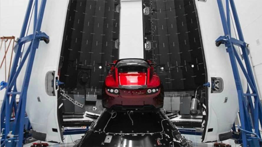 Elon Musk va envoyer un Roadster dans l'espace !