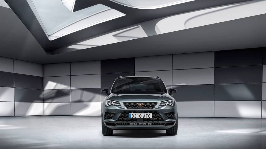 Cupra launches 300hp Ateca and first race auto