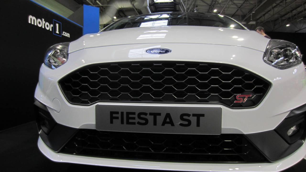 2018 Ford Fiesta ST debuts