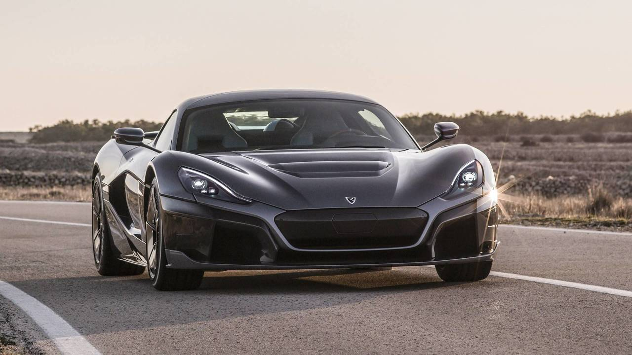 Rimac C_Two 2018