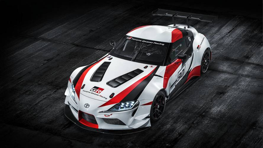 New Toyota Supra Will Likely Have 50:50 Weight Distribution
