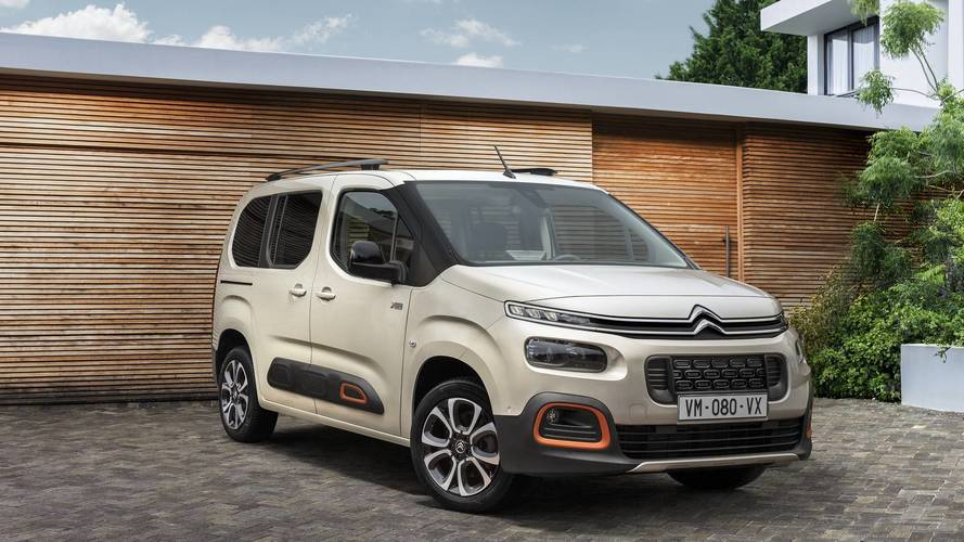 Trendkövető megjelenéssel debütált az új Citroën Berlingo