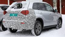 Suzuki Vitara facelift spy photo