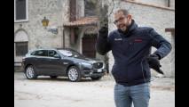Drive in Italy | Gran Sasso, Jaguar F-Pace 017