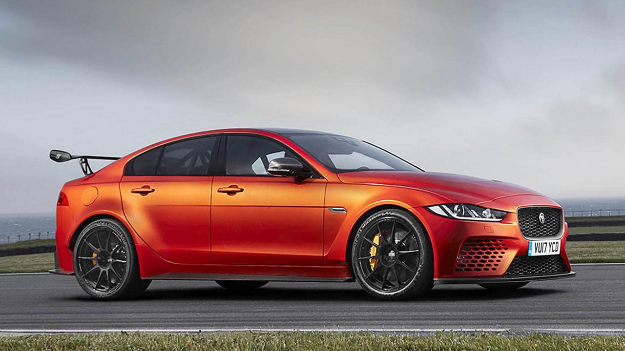 Jaguar XE Project 8