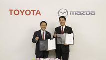 Toyota & Mazda partnership