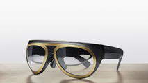 MINI Augmented Vision concept