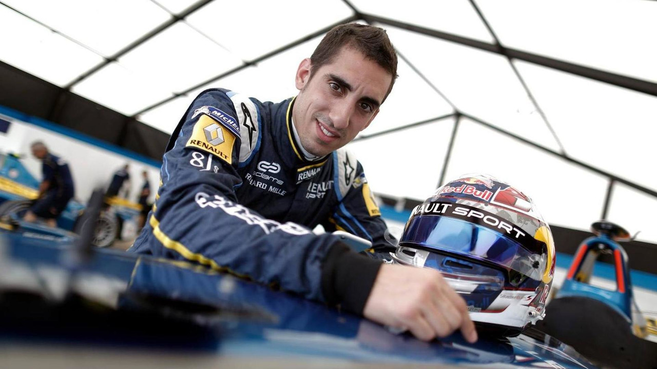 Sebastien Buemi / Official Facebook page
