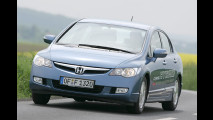 Günstige Honda-Hybride