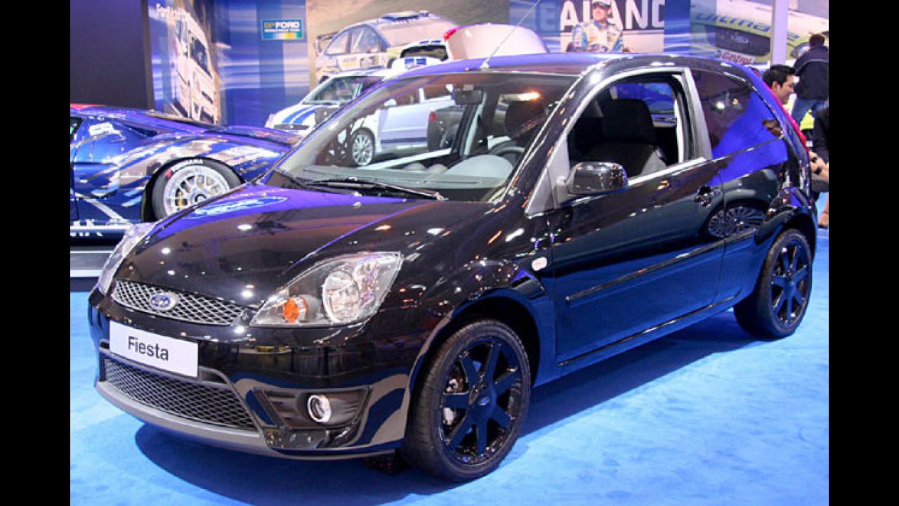 Ford Fiesta Black Magic