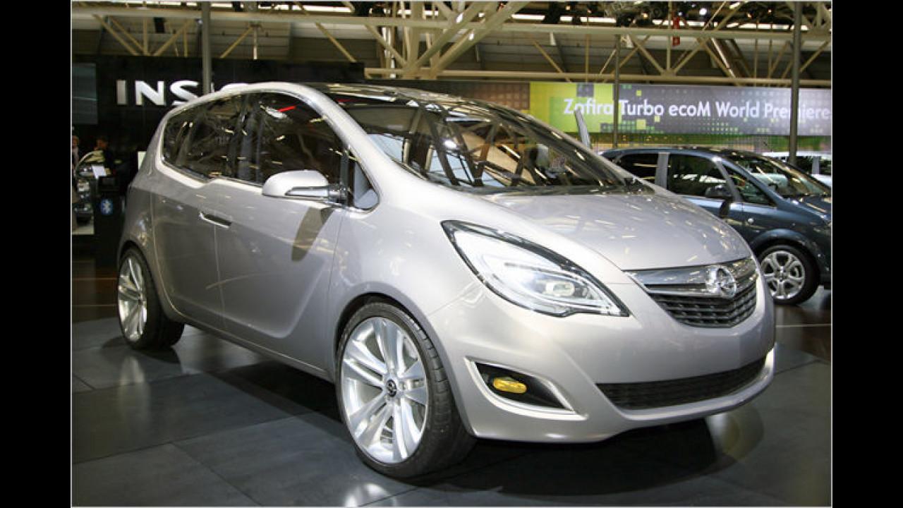 Opel Mervia Concept