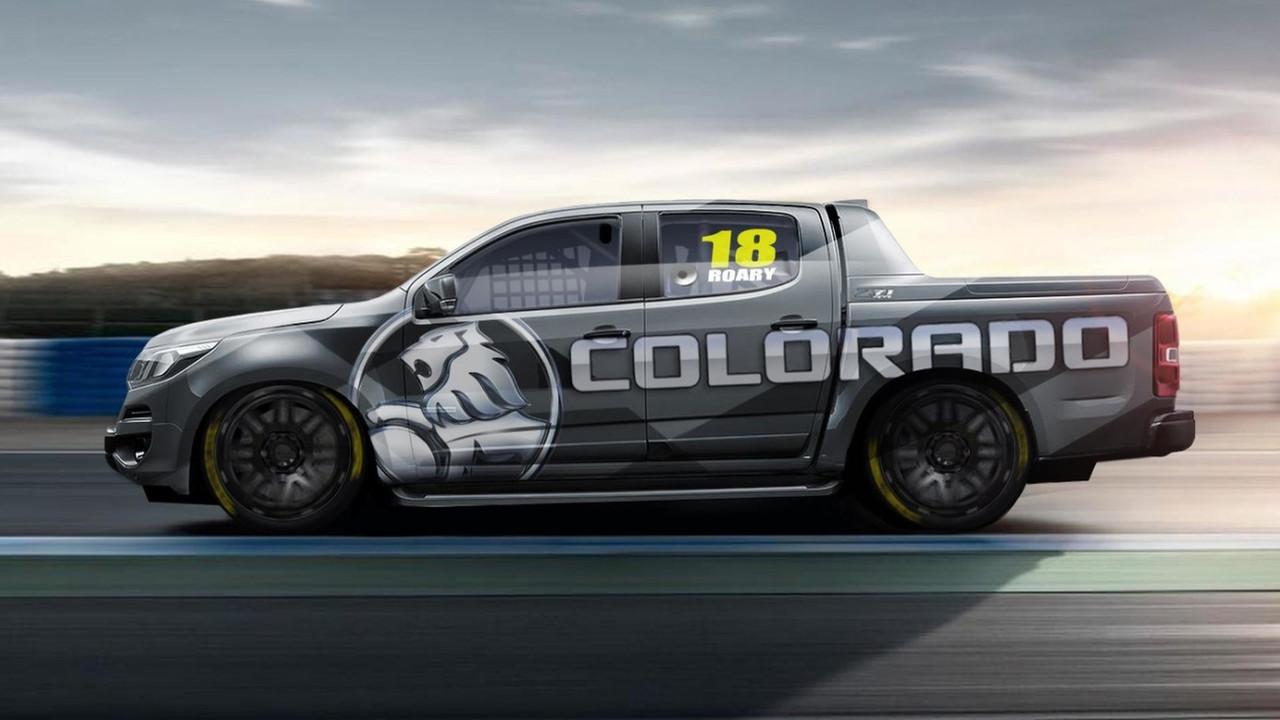 Holden Colorado - SuperUtes