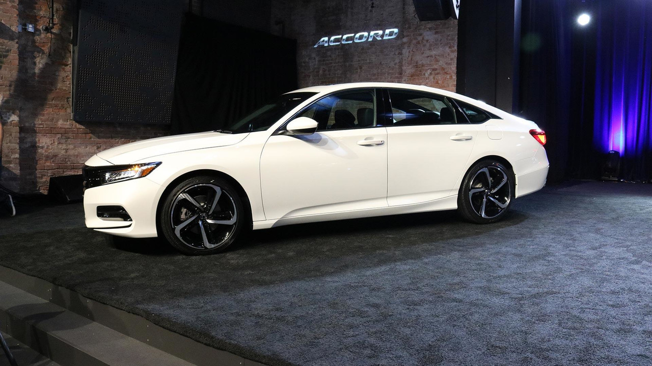 2018 Honda Accord Officially Revealed News Car And Driver ...