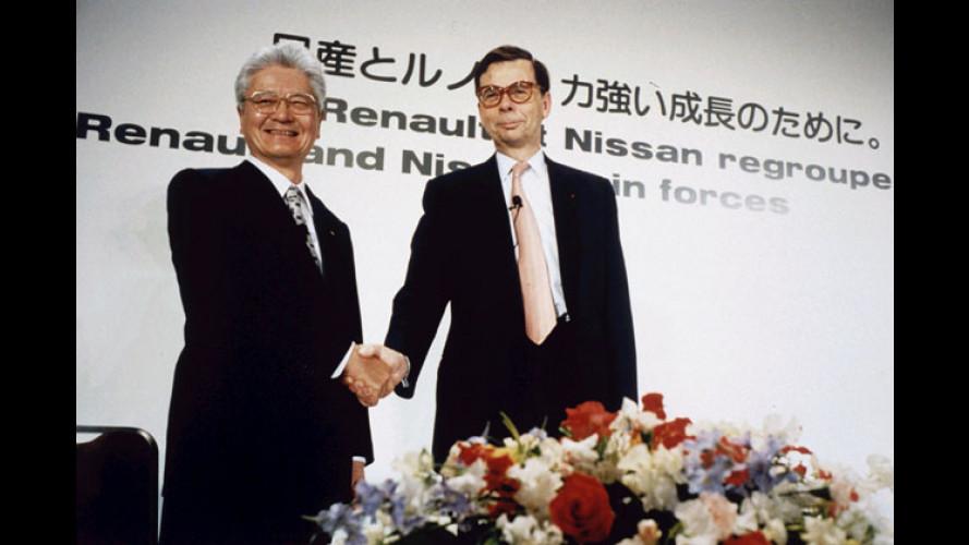 Fünf Jahre Renault-Nissan: Allianz feiert Jubiläum