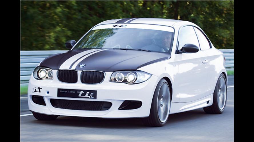 BMW in Tokio: Concept 1 Series tii – kleine Coupé-Studie