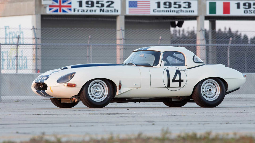 Nadir Jaguar E-Type milyon dolarlara satılabilir