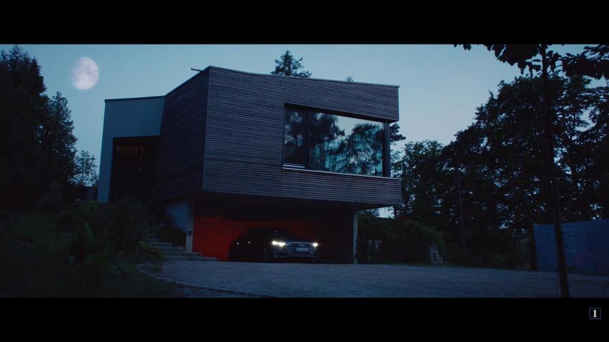 2018 Audi A8 Teaser Previews Remote Parking