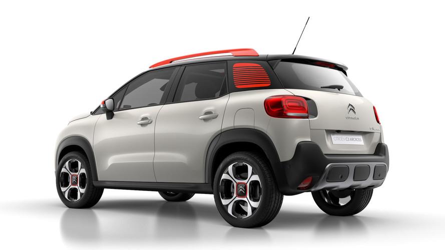 Citroën C3 Aircross 2017: el nuevo SUV de Citroën