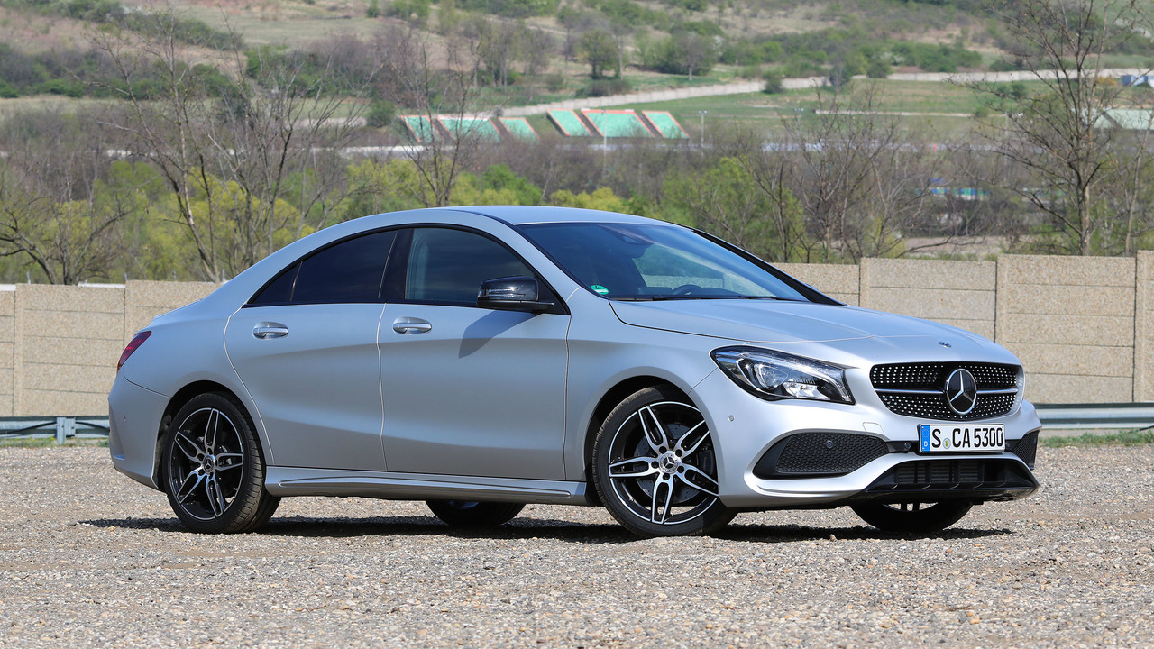 2017 mercedes benz cla250 first drive your first luxury sedan for Mercedes benz cla review
