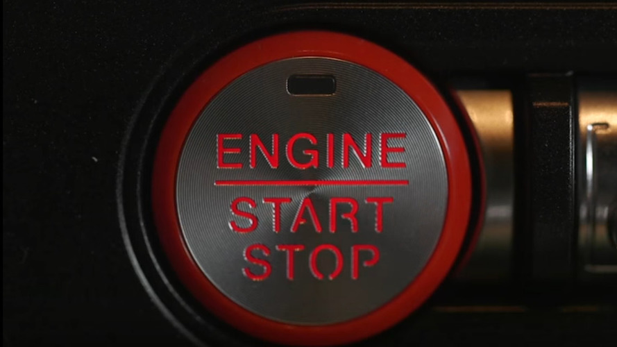 Ford Makes Mustang Start Button Pulse Like Mustang's Heart