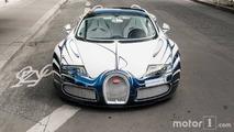 KVC - Bugatti Veyron Grand Sport L'Or Blanc