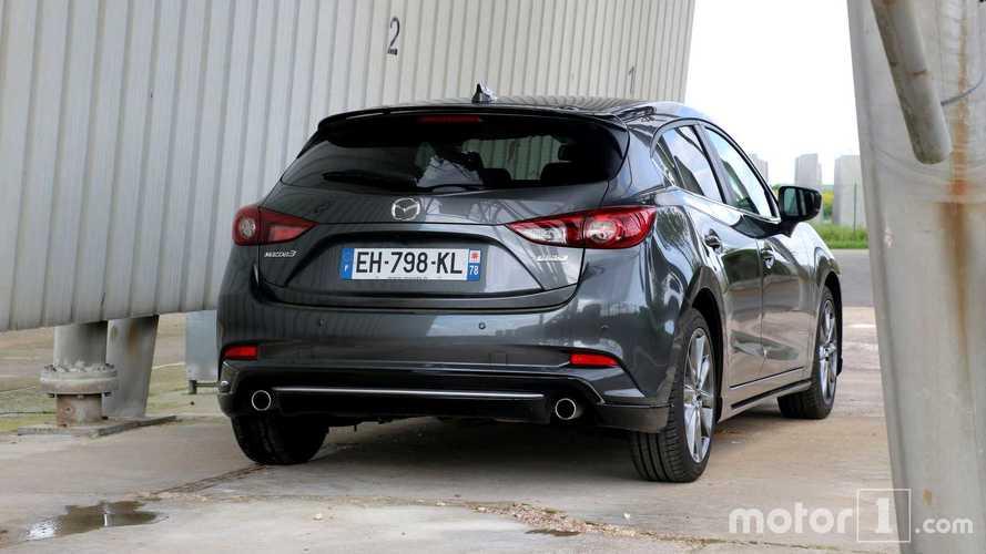 Essai Mazda3 2,0 litres 165 ch BVM6