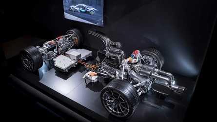 La Mercedes-AMG Project One dévoile sa mécanique !